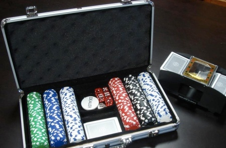 Poker Set - texas holdem
